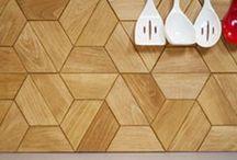 Half-hex - płytki parkietowe / Drewniane płytki parkietowe dudzisz wood and floor / Wooden tiles by dudzisz wood and floor.