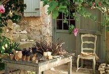 Provenzal Style / Romantic Design & Lifestyle