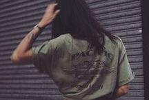 // TREND: KHAKI + TAN // / The new black + grey.