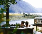 Romantic Resorts and Destinations / The best resorts and hotels and vacation ideas for those looking for a little bit of romance