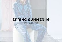 Spring Summer 16 Capsules: Men / Summer Spring pieces from Onepiece