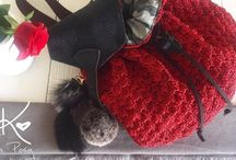 My crochet / Handmade
