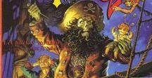 Pubblicità Retrogaming / Raccolta di pubblicità dei videogiochi presenti sulle riviste degli anni 80-90