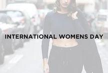Onepiece: International Women's Day