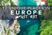 Favorite Places & Travel Ideas