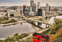 Downtown Pittsburgh Images / Pittsburgh is a beautiful city! Check out these great images of Downtown