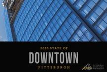 Pittsburgh Downtown Partnership Information / The PDP To advances initiatives that foster economic vitality and improve Downtown life - for a moment or for a lifetime.