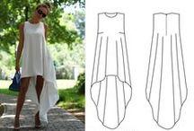 DIY Fashion Inspiration / ideas for my next DIY fashion piece