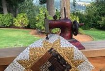 My Quilt Patterns / Purchase options available on my blog @ http://chezstitches.blogspot.com/p/find-my-patterns-here.html