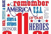Never forget....9/11 / by PCOM