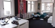 PROJECT {House of Fashion} / Kantooromgeving; oplevering 2012