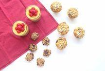 DESSERTS & COOCKIES / Retrouvez ici toutes les épingles concernant les desserts, cookies et autres biscuits qui me font envie