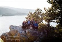 Family Portrait Ideas / It's very helpful to look at all the different location and posing possibilities to get ideas for your own family photo session.  I can't wait to photograph your family!  Kitty~