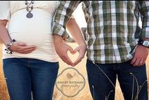 Maternity Photography Ideas / It's very helpful to look at all the different location and posing possibilities to get ideas for your own maternity session.
