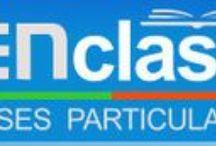 EnClase / Clases particulares a domicilio. www.enclase.com.mx