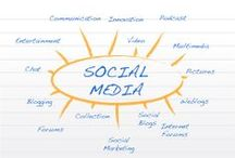 Social Media Outlets / See where else PCOM is at!