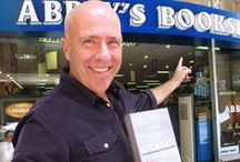 Authors at Abbey's / Many authors have walked through the doors (and browsed the shelves) of 131 York Street, Sydney.