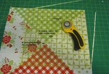 Quilting Formulas and Tutorials / by laugh yourself into Stitches*
