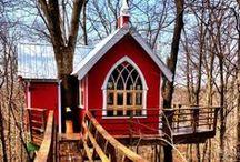 Magic Treehouses / Wonderful world of treehouses