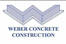 Weber Concrete / Weber Concrete is a family owned residential foundation concrete construction company doing a complete turnkey job. We are able to take the process from excavation to backfill and have the home ready to frame including having all the flatwork. -