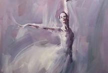 ballet / by Vivienne