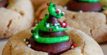 ++ Christmas Cookie Swaps ++ / Pin your favorite Christmas cookies here! We need ideas for a holiday cookie swap. You can pin candy too. Recipe pins only (no giveaways, ads, hacks, or spams). Board abusers will be removed. PLEASE ONLY PIN 10 THINGS at a time, just let a few people pin before you pin again. Thank you for all the great PINS. #Yum