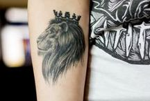 Tattoo inspiration / Inspiration for future potential tatts