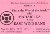 Maharlika / In the 1970s, Pauley Ballroom on the UC Berkeley campus (as well as other venues in the San Francisco Bay Area) was the site of dances that attracted a largely Asian-American audience and featured bands comprised primarily of Asian-American musicians playing covers of soul hits of the time.   Reporter, Annie Nakao, of the San Francisco Chronicle wrote the article, Chinatown Garage Bands: Sunday, October 24, 2004: http://tinyurl.com/chinatown-bands