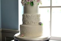 Wedding Cakes / Washingborough Hall's favourite wedding cake inspiration. / by Washingborough Hall Hotel