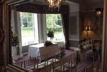 Civil Ceremonies at Washingborough Hall / We are licenses for civil ceremonies and partnerships in either the Dining Room or Sibthorpe Room.  The Winston Room will also be licenses from October 2015. / by Washingborough Hall Hotel