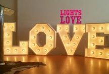 "LightsLove.CapeTown  our New division for Marquee Letter Lights / Marquee Letter Lights are 'The In Thing ...""   This New department will be growing as the year progresses.   Available to hire in Cape Town & surrounds.   Or buy a set & become the hire person in your province.    / by The In Thing"