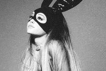 Ariana Grande  / She's Princess.