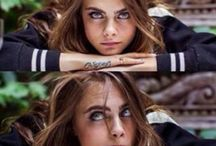 ⭐Cara Delevingne⭐ / This woman is EVERYTHING !