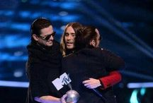 Jared Leto & 30STM / They saved my life  Big Thank you