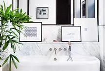 Bathroom / Bathroom decor & styling