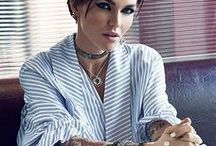 _Ruby Rose_ / I have a serious crush on her❤️