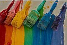 Awesome paint brushes / Interesting paint brushes