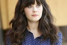 ++ Zooey Deschanel Style - New Girl Inspired Fashion ++