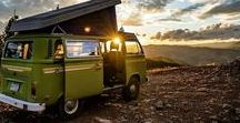 Van Life / Furniture sold? Check. Lease canceled? Check. Moved into van? Check. Take life on the road with these inspirational van builds and tips for living out of your van/car.