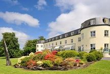 The Four Star Lakeside Bloomfield House Hotel, Mullingar, Co. Westmeath / Bloomfield House Hotel, Leisure Club and Spa is a 4 star hotel located on the shores of Lough Ennell