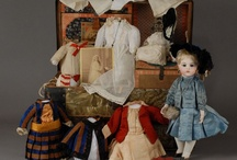 Antique Doll Clothes / by Sally Kriebel