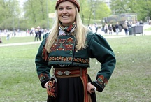 Folk Clothing / by Sally Kriebel
