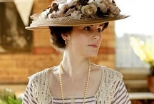 Downton Abbey Inspiration and Photos / by Sally Kriebel