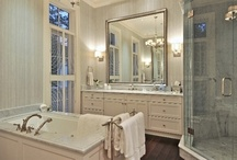 Painted Bath Cabinetry