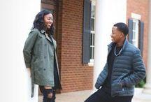 Black couples / Couples noirs