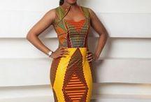 African fashion designers / Créateur(trice)s de mode africains