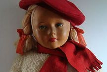 """Dolls II / This board started 7/4/13 due to the size of """"Dolls I"""". Be sure to visit """"Dolls I"""" and also, """"Dedicated to Madame Alexander"""" if you enjoy her more vintage dolls. Enjoy! / by Sally Kriebel"""