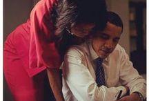 The Obamas / Les Obamas