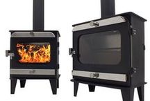 Stoves and Boilers / Our Log Stoves and Heating Showroom