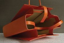 Leather bags,accesories and baskets / As a handmade bag maker I love all sorts of leather bags and bag construction